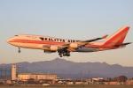 new_2106さんが、横田基地で撮影したカリッタ エア 747-446(BCF)の航空フォト(写真)