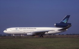 kumagorouさんが、仙台空港で撮影したガルーダ・インドネシア航空 DC-10-30の航空フォト(飛行機 写真・画像)