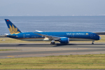 yabyanさんが、中部国際空港で撮影したベトナム航空 787-9の航空フォト(写真)