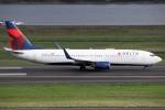 masa707さんが、ポートランド国際空港で撮影したデルタ航空 737-832の航空フォト(写真)