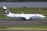 masa707さんが、ポートランド国際空港で撮影したアラスカ航空 737-890の航空フォト(写真)