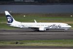 masa707さんが、ポートランド国際空港で撮影したアラスカ航空 737-990/ERの航空フォト(写真)