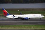 masa707さんが、ポートランド国際空港で撮影したデルタ航空 737-932/ERの航空フォト(写真)
