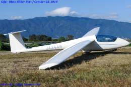 Chofu Spotter Ariaさんが、大野滑空場で撮影した岐阜大学航空部 - Gifu University Glider Club ASK 23Bの航空フォト(飛行機 写真・画像)