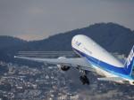 東亜国内航空さんが、伊丹空港で撮影した全日空 777-281/ERの航空フォト(写真)