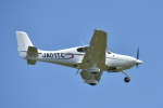 ワイエスさんが、鹿児島空港で撮影したジャパン・ジェネラル・アビエーション・サービス SR20の航空フォト(写真)