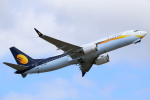 masa707さんが、ボーイングフィールドで撮影したジェットエアウェイズ 737-8-MAXの航空フォト(写真)