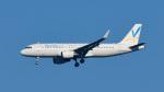 パンダさんが、成田国際空港で撮影したバニラエア A320-216の航空フォト(飛行機 写真・画像)