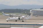 N-OITAさんが、鹿児島空港で撮影した日本エアコミューター DHC-8-402Q Dash 8の航空フォト(写真)