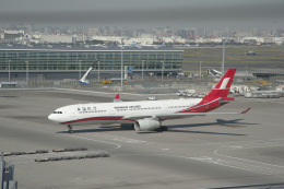 eagletさんが、羽田空港で撮影した中国東方航空 A330-343Xの航空フォト(写真)