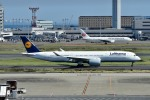 Dojalanaさんが、羽田空港で撮影したルフトハンザドイツ航空 A350-941XWBの航空フォト(写真)
