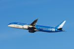 ladyinredさんが、成田国際空港で撮影した厦門航空 787-9の航空フォト(写真)