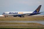 OMAさんが、岩国空港で撮影したアトラス航空 767-3S1/ERの航空フォト(飛行機 写真・画像)