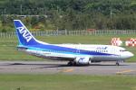 セブンさんが、新千歳空港で撮影したANAウイングス 737-54Kの航空フォト(写真)