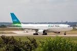 xingyeさんが、パリ オルリー空港で撮影したレベル A330-202の航空フォト(写真)