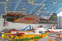 apphgさんが、浜松基地で撮影した日本海軍 Zero 52/A6M5の航空フォト(写真)