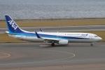 rjジジィさんが、中部国際空港で撮影した全日空 737-881の航空フォト(写真)