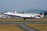 雪虫さんが、伊丹空港で撮影したアイベックスエアラインズ CL-600-2C10 Regional Jet CRJ-702の航空フォト(写真)