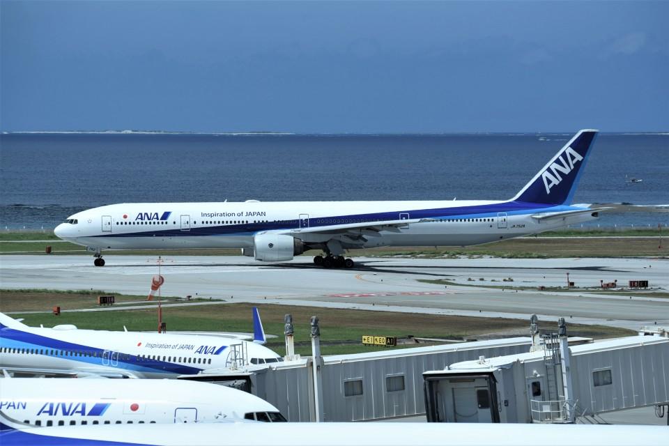 kumagorouさんの全日空 Boeing 777-300 (JA752A) 航空フォト