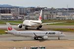 funi9280さんが、福岡空港で撮影したジェイ・エア ERJ-190-100(ERJ-190STD)の航空フォト(写真)