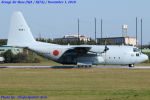 Chofu Spotter Ariaさんが、厚木飛行場で撮影した海上自衛隊 C-130Rの航空フォト(飛行機 写真・画像)