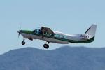 yabyanさんが、名古屋飛行場で撮影した共立航空撮影 208 Caravan Iの航空フォト(飛行機 写真・画像)