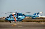 スポット110さんが、羽田空港で撮影した茨城県警察 BK117C-1の航空フォト(写真)