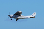 yabyanさんが、名古屋飛行場で撮影した学校法人ヒラタ学園 航空事業本部 172S Skyhawk SPの航空フォト(飛行機 写真・画像)