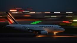 航空フォト:F-GUGQ エールフランス航空 A318