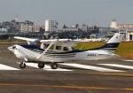 八尾空港 - Yao Airport [RJOY]で撮影された共立航空撮影 - Kyoritsu airの航空機写真