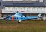 LOTUSさんが、八尾空港で撮影した兵庫県警察 A109E Powerの航空フォト(写真)