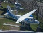 ユターさんが、航空科学博物館で撮影したアジア航測 680E Commanderの航空フォト(写真)