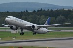 k-spotterさんが、チューリッヒ空港で撮影したユナイテッド航空 767-424/ERの航空フォト(写真)