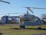 ユターさんが、航空科学博物館で撮影した日本法人所有 Ka-26Dの航空フォト(写真)