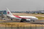 xingyeさんが、パリ シャルル・ド・ゴール国際空港で撮影したアルジェリア航空 737-6D6の航空フォト(写真)