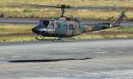 CL&CLさんが、奄美空港で撮影した陸上自衛隊 UH-1Jの航空フォト(写真)