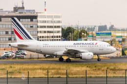 航空フォト:F-GUGJ エールフランス航空 A318