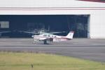 kumagorouさんが、宮崎空港で撮影した航空大学校 A36 Bonanza 36の航空フォト(写真)