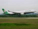 マッペケさんが、クアラルンプール国際空港で撮影したエバー航空 A330-302の航空フォト(写真)