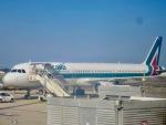 マッペケさんが、レオナルド・ダ・ヴィンチ国際空港で撮影したアリタリア航空 A321-112の航空フォト(写真)