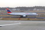 ふじいあきらさんが、成田国際空港で撮影したオリエント・タイ航空 767-3W0/ERの航空フォト(飛行機 写真・画像)