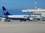 マッペケさんが、パレルモ空港で撮影したライアンエア 737-8ASの航空フォト(写真)