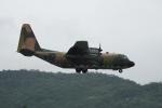 神宮寺ももさんが、台北松山空港で撮影した中華民国空軍 C-130H Herculesの航空フォト(写真)