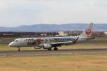 syunさんが、新千歳空港で撮影したジェイ・エア ERJ-190-100(ERJ-190STD)の航空フォト(写真)