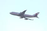 syunさんが、新千歳空港で撮影した航空自衛隊 747-47Cの航空フォト(写真)