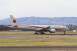 syunさんが、新千歳空港で撮影した航空自衛隊 777-3SB/ERの航空フォト(写真)