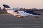 北の熊さんが、新千歳空港で撮影したホンダ・エアクラフト・カンパニー HA-420の航空フォト(飛行機 写真・画像)