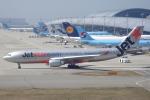 セブンさんが、関西国際空港で撮影したジェットスター A330-202の航空フォト(飛行機 写真・画像)