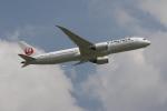 MA~RUさんが、成田国際空港で撮影した日本航空 787-9の航空フォト(写真)