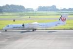kumagorouさんが、鹿児島空港で撮影した日本エアコミューター DHC-8-402Q Dash 8の航空フォト(写真)